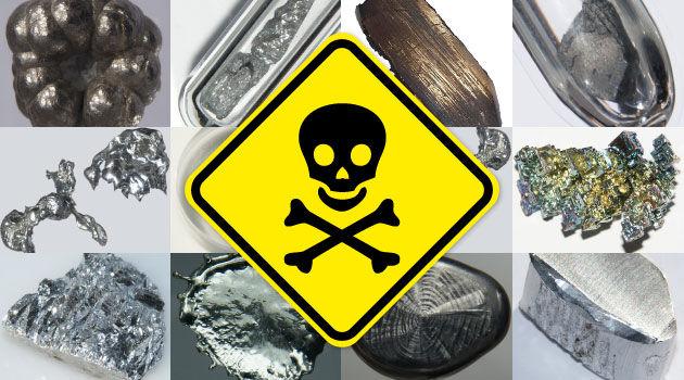 Natural Ways To Heavy Metal Detox