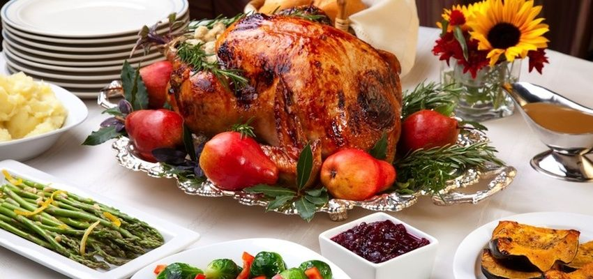 Turkey-Day Menu Deconstructed By Food Science
