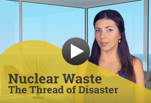 Nuclear Waste, The Threat of Disaster and Japan's Need for Help