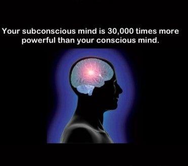 How Your Subconscious Mind Controls Your Behavior