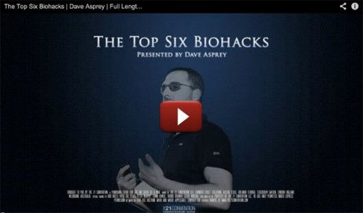 Six Best Biohacks with Dave Asprey