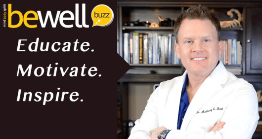 Announcement: Dr. Anthony G Beck Joins BeWellBuzz