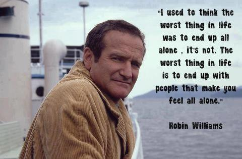 10 Favorite Robin Williams Quotes