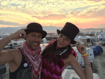 Burning Man Video: Lake Of Dreams