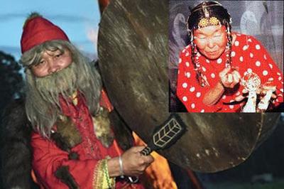 santa-shaman
