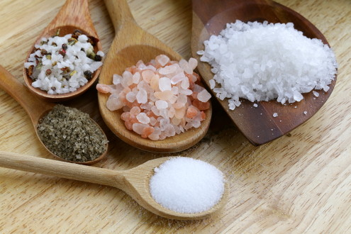 Bet You Didn't Know These 6 Types Of Sea Salt and Their Differences