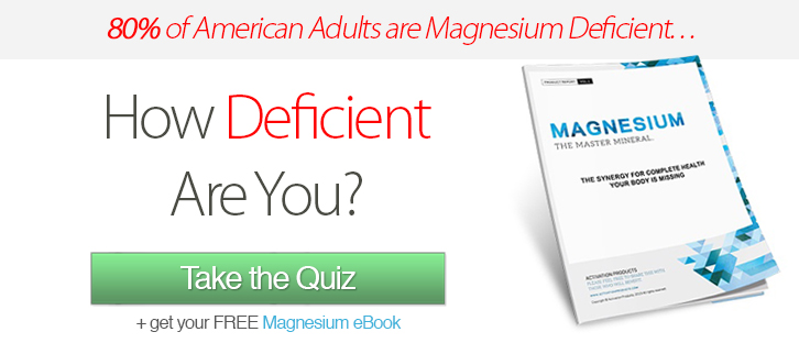 magnesium deficiency quiz