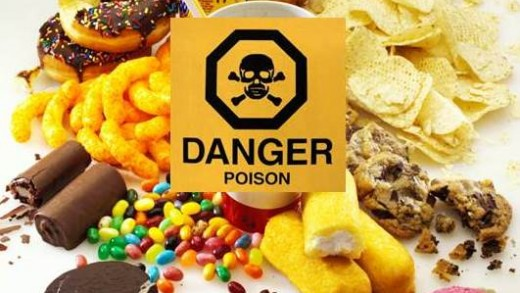 toxic food ingredients Everyday things that make us more stupid😆 😉 😊 😋
