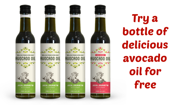 avocado oil promo