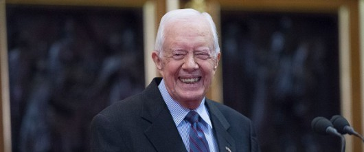 Jimmy Carter Wins Against Cancer with Immunotherapy