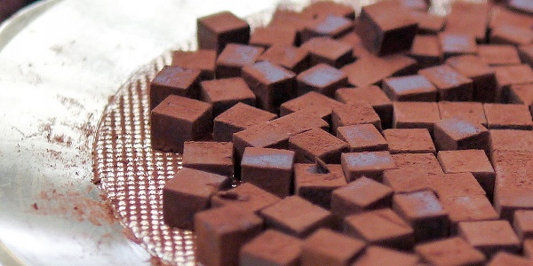 Iron Rich Foods: Dark Chocolate