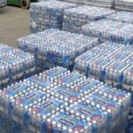 The Brands of Bottled Water Containing Fluoride