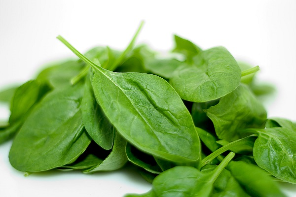 iron rich foods- spinach