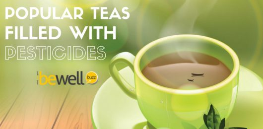 90% Popular Tea Brands Packed with Pesticides