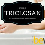 Triclosan Ban in Antibacterial Soaps Not Enough
