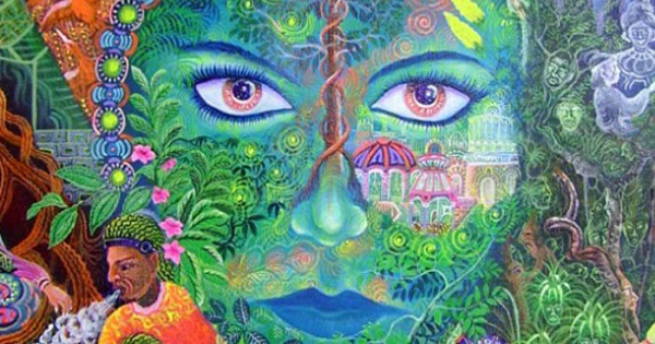 Ayahuasca and Deep Ecology