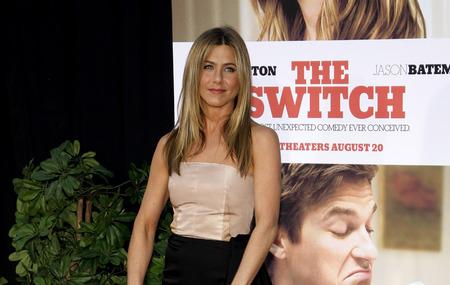aging Jennifer Aniston