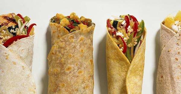 Beans make burritos excellent. Image via iStock.