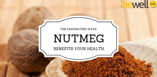 Bet You Didn't Know These 9 Fascinating Health Benefits of Nutmeg