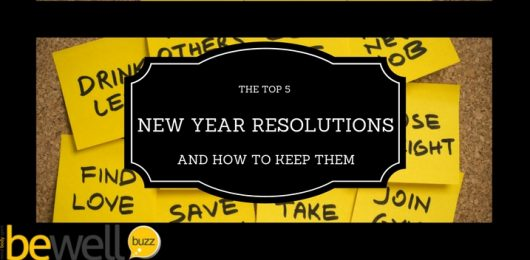 Top 5 New Year Resolutions & How to Keep Them