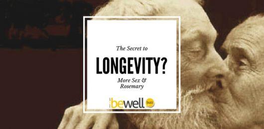 The Secret to Longevity? More Sex & Rosemary