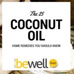 25 Coconut Oil Home Remedies