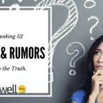 Debunking 52 Myths, Rumors and Fallacies