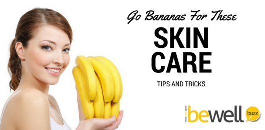 You Will Go Bananas Over These 5 Natural DIY Skin Recipes