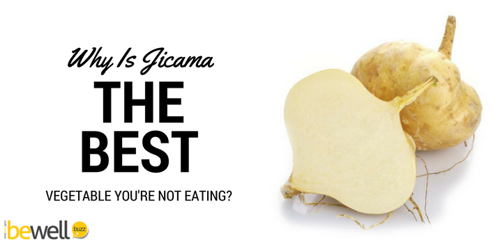Jicama benefits