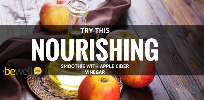 apple cider vinegar smoothie