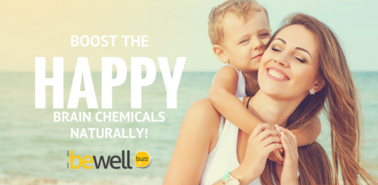 How to Boost Happy Brain Chemicals Naturally