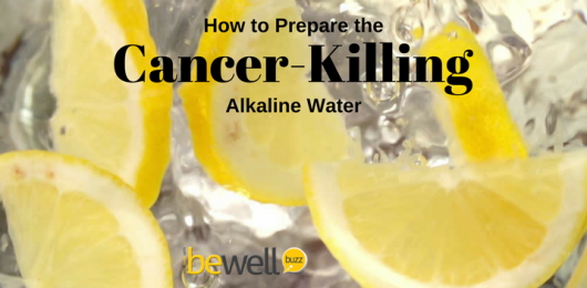 How to Prepare the Cancer-Killing Alkaline Water