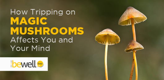How Tripping on Magic Mushrooms Affects You and Your Mind