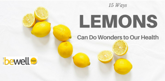 15 Ways Lemons Can Do Wonders to Our Health