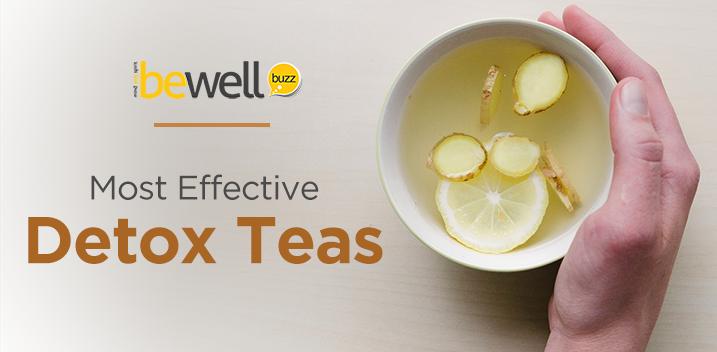 5 Best Detox Teas