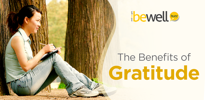 5 Gratitude Health Benefits