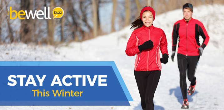 11 Ways to Stay Active and Fit in Winter