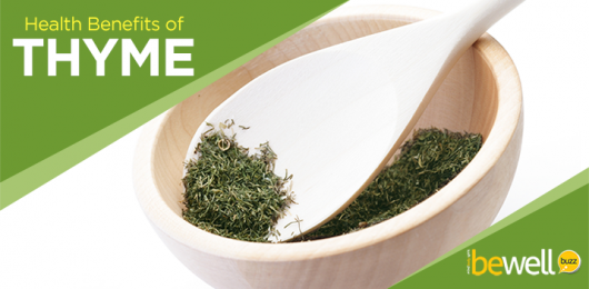 11 Incredible Health Benefits of Thyme
