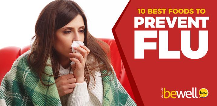 10 Best Foods to Prevent Flu