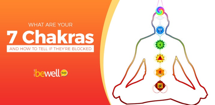 7 Chakras - What are Chakras and How to Tell If They Are Blocked