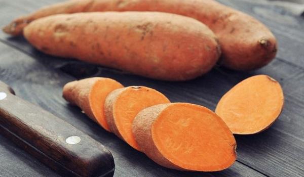 10 Best Foods to Prevent Flu: Sweet Potatoes