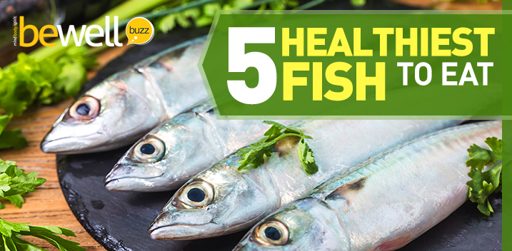5 healthiest fish to eat and 3 you must avoid bewellbuzz for What is the healthiest fish to eat