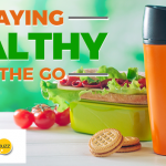 7 Important Items for Staying Healthy On The Go