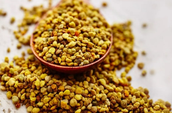 Smoothie Boosters: Bee pollen