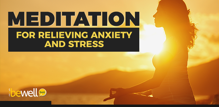 Meditation for stress and anxiety