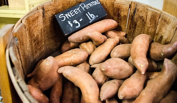 Foods for Diabetics - Sweet potatoes