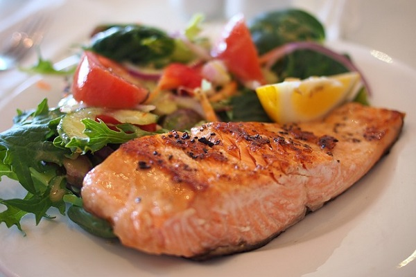 Foods that unclog your arteries: Salmon
