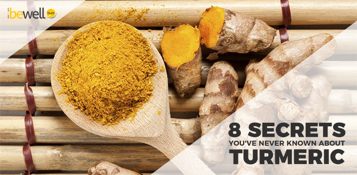 8 Secrets You've Never Known About Turmeric