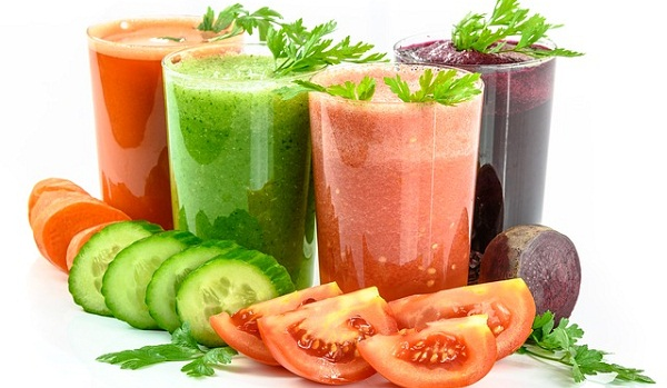 Regular intake of vegetable juices may lift your mental exhaustion