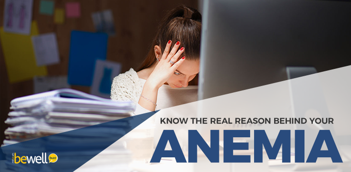 Get to Know the Real Reason Behind Your Anemia.